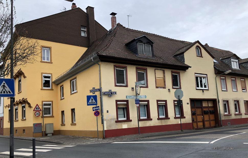 Mainz vorher